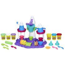 Massa de Modelar - Play-Doh - Castelo de Sorvete - Hasbro -