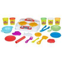 Massa de Modelar Play-Doh Conjunto Criações no Fogão - B9014 - Hasbro -