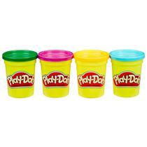 Massa de Modelar - Play-Doh - Cores Sortidas - Série Brincadeiras - Hasbro -