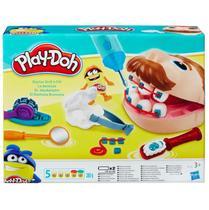 Massa de Modelar Play Doh Dentista B5520-Hasbro -