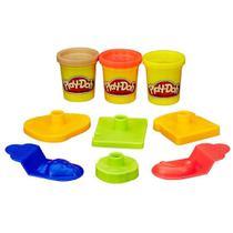 Massa de Modelar - Play-Doh - Mini Balde Picnic - Hasbro -