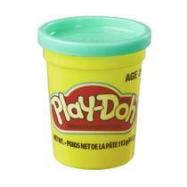 Massa de Modelar - Play-Doh - Potes Individuais 110 grs - Hasbro - VERDE ESCURA -