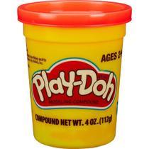 Massa de Modelar - Play-Doh - Potes Individuais 110 grs - Hasbro - VERMELHO -