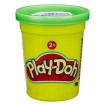 Massa de Modelar - Play-Doh - Potes Individuais 110 grs - Verde Escuro - Hasbro -
