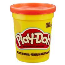 Massa de Modelar - Play-Doh - Potes Individuais 110 grs - Vermelho - Hasbro -