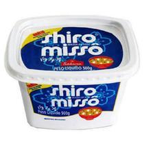 Massa de Soja Missô Shiro Sakura 500g -