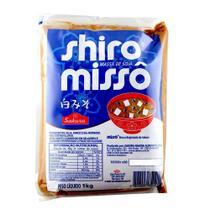 Massa de Soja Shiro Missô Sakura 1kg -