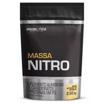 Massa Nitro 2,52 kg Hipercalórico Probiótica -