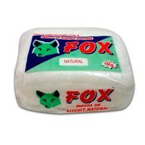 Massa Para Biscuit Natural 1kg Fox -