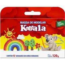 Massa para Modelar Koala C/ 12 Cores (0000000941921) - GNA
