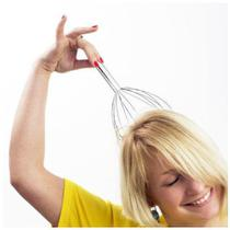 Massageador Coroa Da Cabeça 12 Hastes Terapia Magnética Zen - OEM