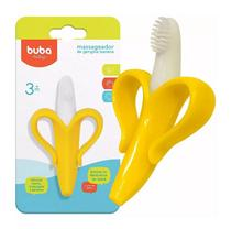Massageador de Gengiva Bebê  Banana Buba - Buba toys