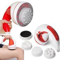 Massageador Eletrico Orbital Corporal Relax Tone Spinner 220V - Megafun