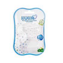 Massageador escova dental com protetor ref.5080 - kuka -