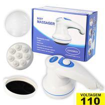 Massageador Orbital Body Massager Supermedy VOLTAGEM: 110V -