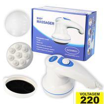 Massageador Orbital Body Massager Supermedy VOLTAGEM: 220V -