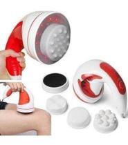 Massageador Orbital Infravermelho Corporal Relax Spin Tone Elétrico Infra Vermelho 360º 110 voltz - -
