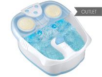 Massageador para os pés foot spa hydromassager conair - ot -