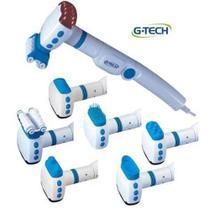 Massageador Pessoal Ir Magnet Bivolt + 6 Acessórios G-tech - Gtech