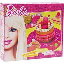 Massinha Aniversário da Barbie - Fun -