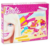 Massinha barbie sorveteria divertida - fun