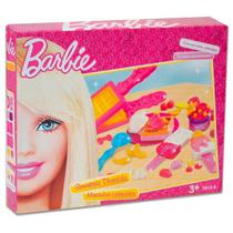 Massinha de Modelar Barbie Sorveteria Divertida 7613-4 - Mattel