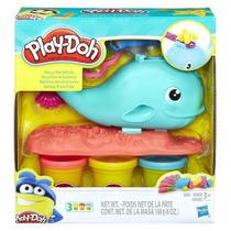 Massinha de modelar Play-Doh Baleia Divertida - Hasbro