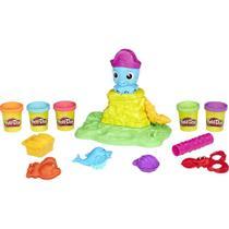 Massinha de Modelar Play-Doh Conjunto Polvo Divertido Hasbro -