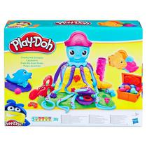 Massinha De Modelar Play Doh Polvo Divertido - Hasbro