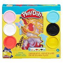 Massinha Play-Doh Animais - Hasbro -