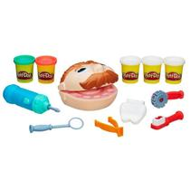 Massinha Play-Doh Brincando de Dentista - Hasbro -