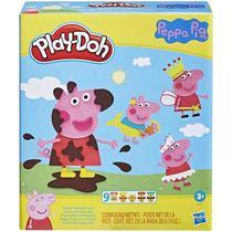 Massinha Play-Doh Contos da Peppa Pig - Hasbro F1497 -