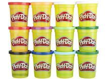Massinha Play-Doh Cores de Inverno Hasbro -