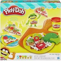 Massinha Play-doh Festa Da Pizza - Hasbro -