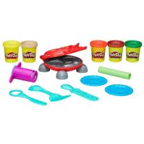 Massinha Play Doh - Festa do Hambúrguer - Hasbro