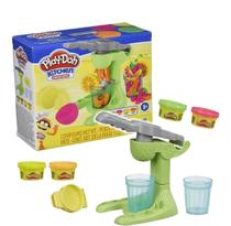 Massinha Play Doh Kitchen Máquina De Sucos Tropicais Hasbro -