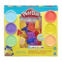 Massinha Play-Doh Letras - Hasbro -