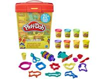 Massinha Play-Doh Maleta Hasbro com Acessórios -
