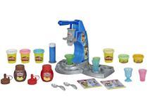 Massinha Play-Doh Máquina de Sorvete Hasbro - com Acessórios
