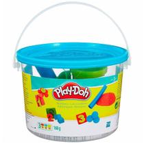 Massinha Play-Doh - Mini Balde Números - Hasbro