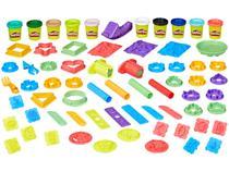 Massinha Play-Doh Moldes e Ferramentas Hasbro - com Acessórios