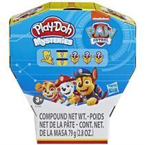 Massinha Play-Doh Mysteries Patrulha Canina Hasbro -