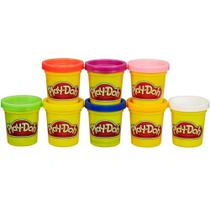 Massinha Play-Doh - Pack com 8 Potes - Hasbro