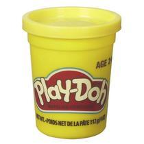 Massinha Play Doh Pote Individual Amarelo 112g - Hasbro -