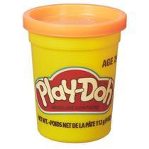 Massinha Play Doh Pote Individual Laranja 112g - Hasbro -