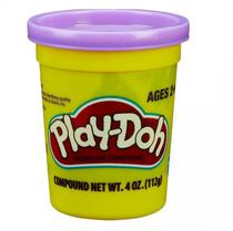Massinha Play Doh Pote Individual Roxo 112g - Hasbro -