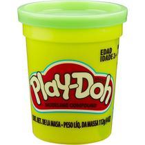 Massinha Play Doh Pote Individual Verde Claro 112g - Hasbro -