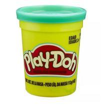 Massinha Play Doh Pote Individual Verde Escuro 112g - Hasbro -