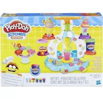 Massinha Play-doh Sorveteria Divertida Hasbro