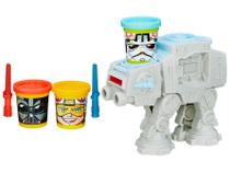 Massinha Play-Doh Star Wars Ataque At-At - Hasbro